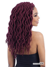 Load image into Gallery viewer, Freetress 2X LARGE SOFT WAVY FAUX LOC 14'' Color 4