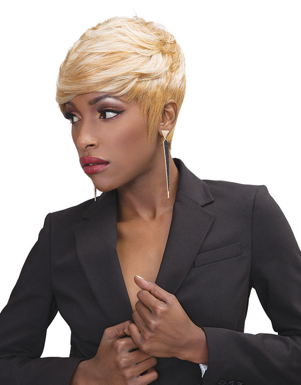 JANET PIXIE CUT COLOR: FR27/613