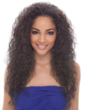 Load image into Gallery viewer, JANET COLLECTION SUPER CAPRI WIG COLOR 1B