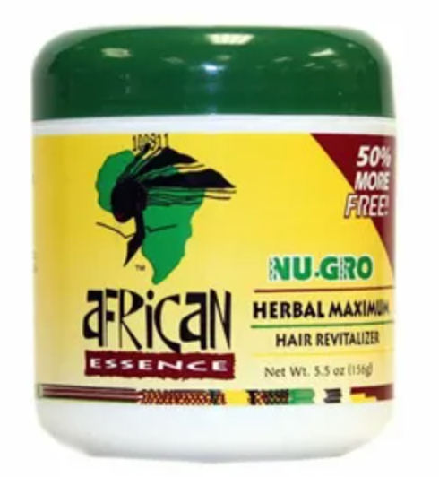 African esence Nu-gro Hair Revitalizer 5.5oz