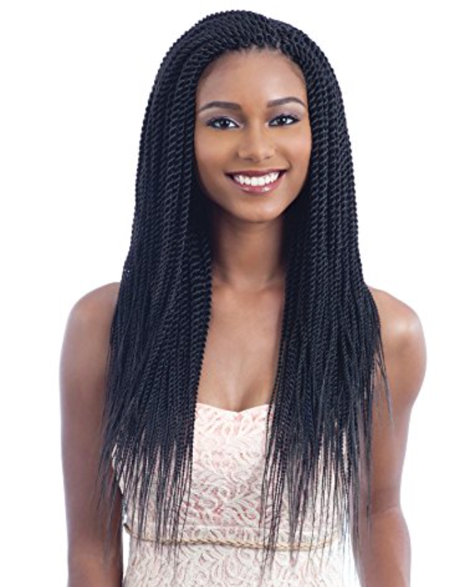 FREETRESS 2X PRE-STRETCHED NIGERIAN 20'' COLOR 2