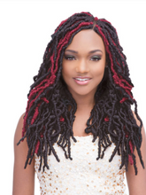 Load image into Gallery viewer, JANET 2X MAMBO NATURAL BORN LOCS 18''-2