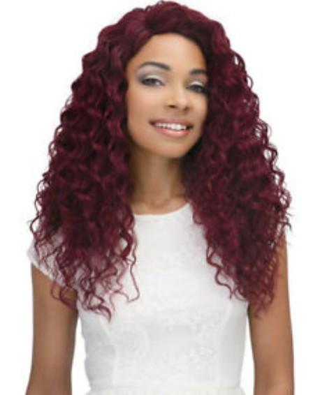 JANET COLLECTION  WIGS(LILAC)-1