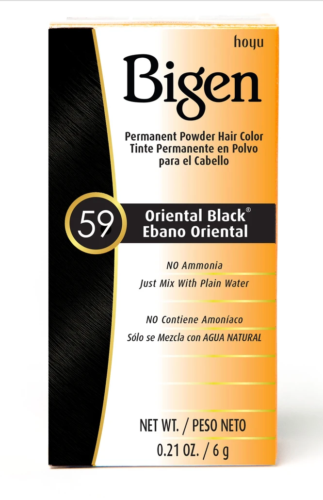 BIGEN POWDER HAIR COLOR BROWN 58