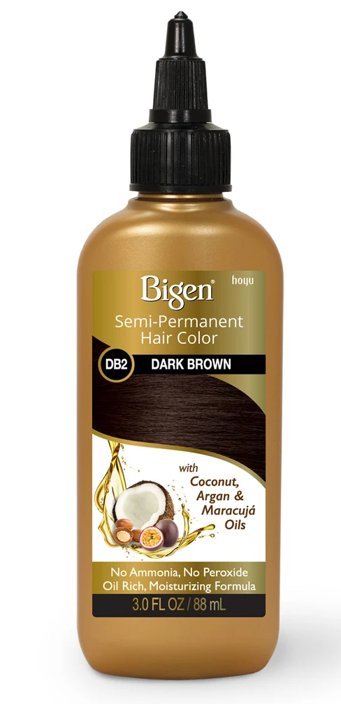 Bigen semi-permanat hair color (Darkbrown)