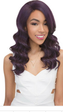 Load image into Gallery viewer, BRAZILLIAN SCENT JOOJO WIG -BLACK PURPLE