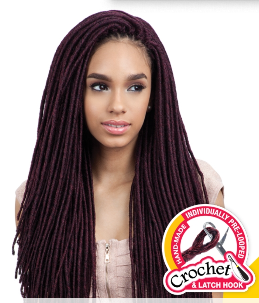 SHAKE-N-GO 2x CURLY SOFT FAUX LOC 14
