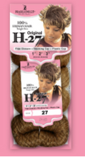 Load image into Gallery viewer, Harlem H-27 100% Human Hair  Color F1B/350