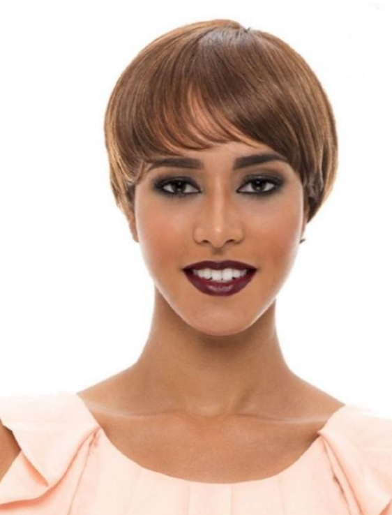 JANET COLLECTION  WIG STYLE HOPE-BOBBIE COLOR 99J