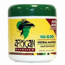 Load image into Gallery viewer, African esence Nu-gro Hair Revitalizer 5.5oz