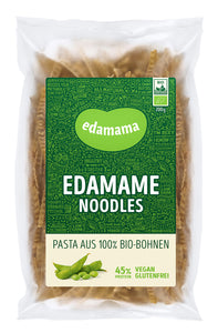 Edamame noodles with 45% protein, vegan