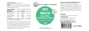 Maca Imperial Plus - natura-sana.ch Shop Active-Vita