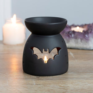 COMING SOON! Black Bat Cut Out Oil Burner