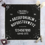 Vintage Style Talking Board Altar Cloth