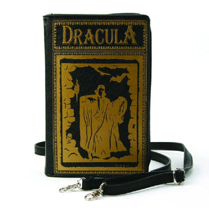 Dracula Book Cross Body Bag
