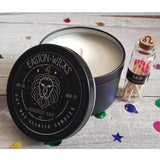 Rosemary Sage ♌ Leo Zodiac Birthday soy candle