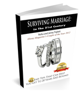 Surviving Marriage Autographed Book
