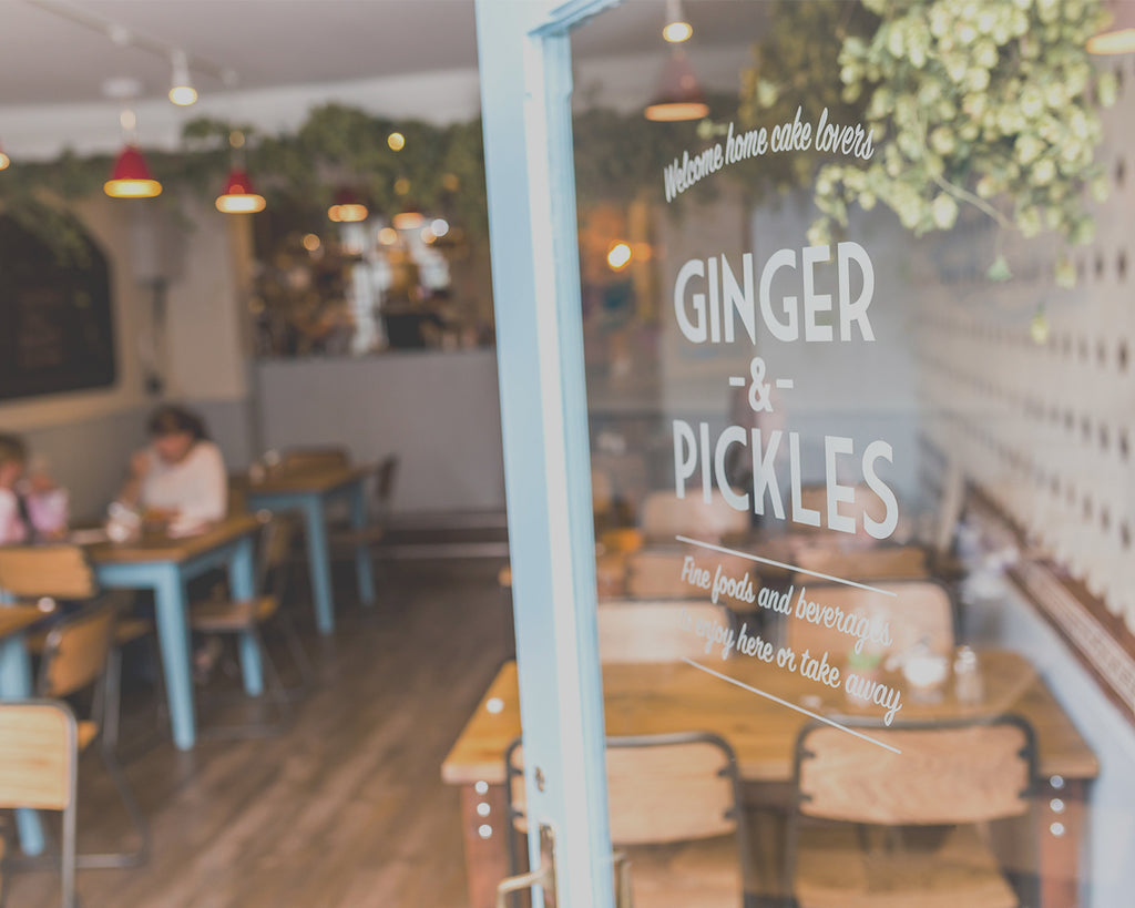Ginger and Pickles Tarporley in Cheshire, near Chester