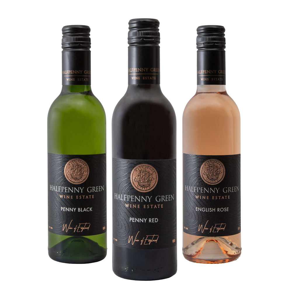 English Wine Gift Pack