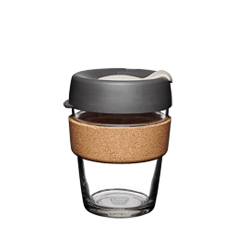 Grey sustainable KeepCup.