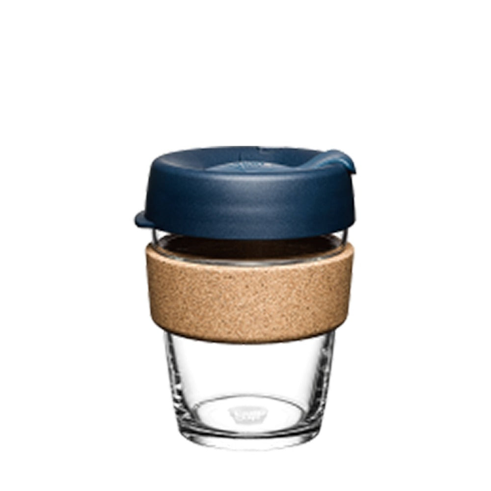 Navy sustainable KeepCup.