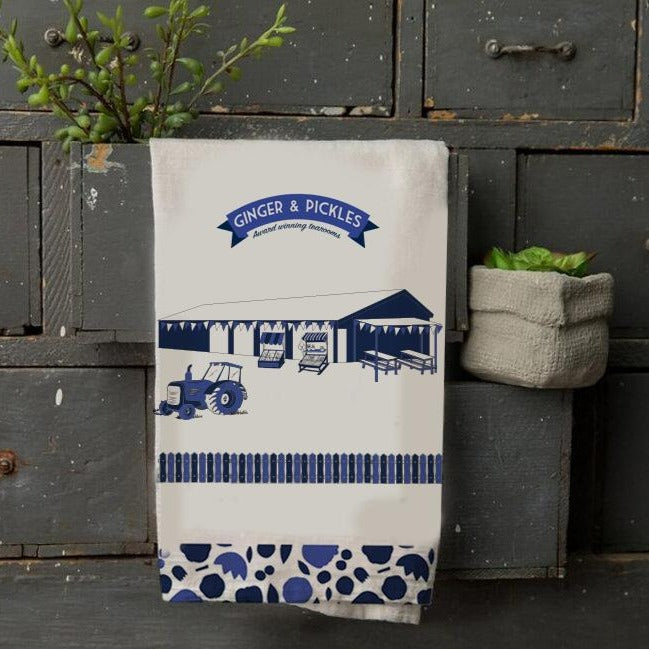 Byley Tea Towel