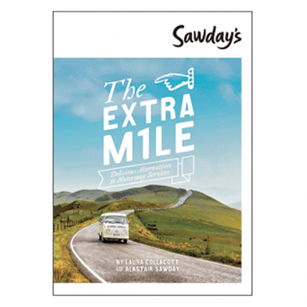The extra mile guide glides you through some delicious hot spot alternatives to motorway service stations.