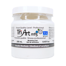 Tri-Art Mediums - Modeling Gel Semi Gloss (4438797746263)