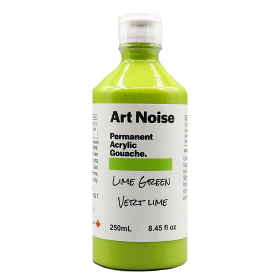 Art Noise - Lime Green