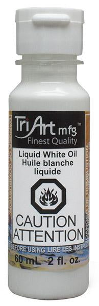 Tri-Art Oils - Liquid White Oil (4438801612887)