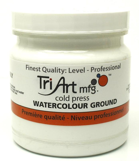 Tri-Art Cold Press Watercolour Ground (4492993658967)