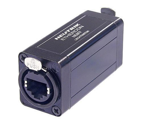 Ethercon RJ-45 In-line Coupler