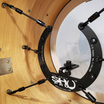 The Kelly SHU Pro™ shock-mount holder for microphones