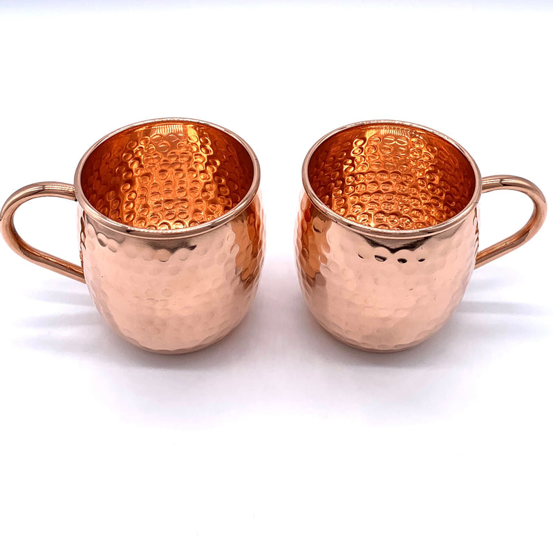 Copper Mug- Moscow Mule- Set of 2