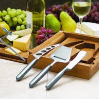Soiree Cheese Board with Tools
