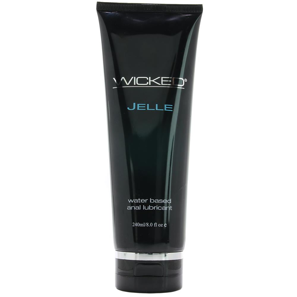 Jelle Water Based Anal Lubricant in 8oz240ml - Sex Toys Vancouver Same Day Delivery