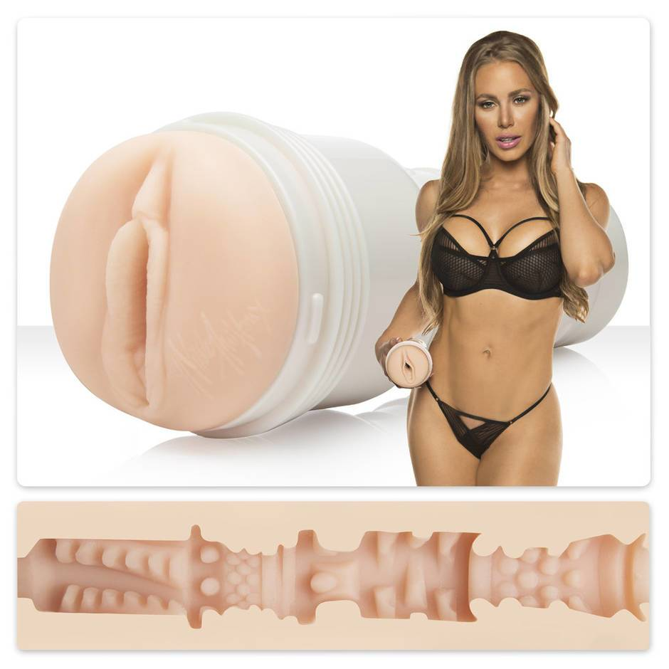 Fleshlight Girls Nicole Aniston Fit Texture - Sex Toys Vancouver Same Day Delivery