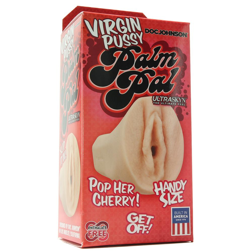Virgin Pussy ULTRASKYN Palm Pal - Sex Toys Vancouver Same Day Delivery
