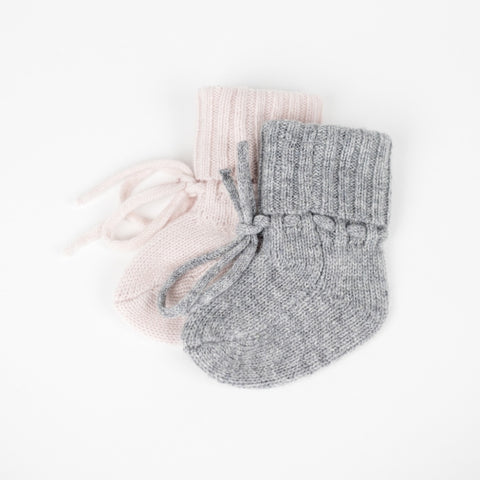 VER de TERRE Cashmere baby socks Accessories