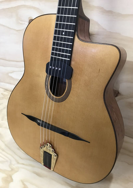 Selmer style handmade guitars imported from Spain