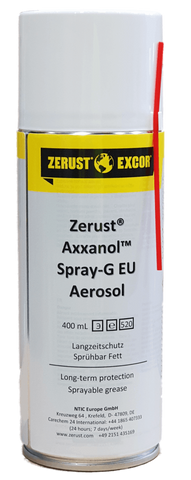 Zerust Spray-G spraybar grease | Reál Marine AS