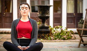 Zendo is your personal meditation device designed to help you become more calm and focused. Give your meditation practice a boost by using Zendo to speed up the effects of traditional or app-based meditation practice. Modern meditation is easier
