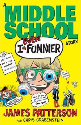 I Even Funnier: A Middle School Story : (I Funny 2) - paperback, fiction, pre-owned, 368 pages