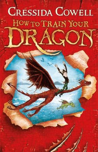 How to Train Your Dragon - paperback novel (pre-owned) 227 pages