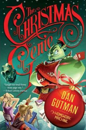 The Christmas Genie - paperback novel (pre-owned) 176 pages