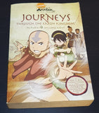 Journeys Through the Earth Kingdom - paperback novel (pre-owned) 96 pages