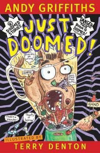 Just Doomed! - paperback, fiction, 228 pages
