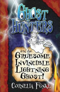 Ghosthunters and the Gruesome Invincible Lightning Ghost! - paperback, fiction, pre-owned, 144 pages