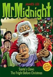 Mr Midnight Special Edition 2: Santa's Claw / The fright before Christmas - paperback, fiction, pre-owned, 128 pages