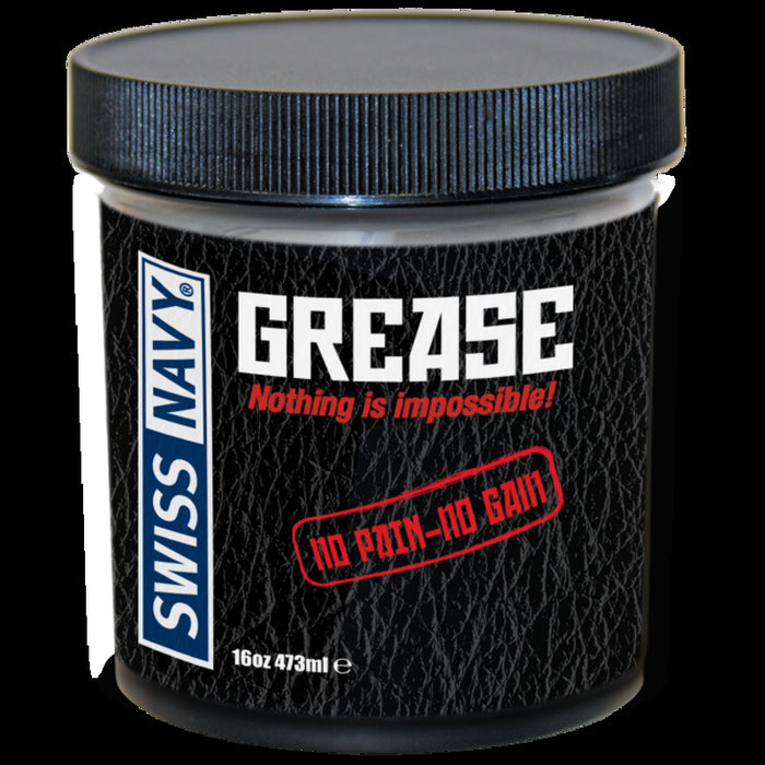 Swiss Navy Grease Lubricant 16oz/473ml-Swiss Navy-Alt Lifestyle Online Adult Sex Toy Store AU